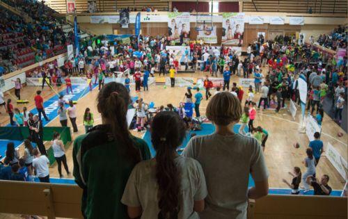 A Sport Legyen a Tied - idén is folytatódik az utánpótlásnevelő program