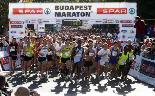 Spar Budapest Maraton futófesztivál a hétvégén
