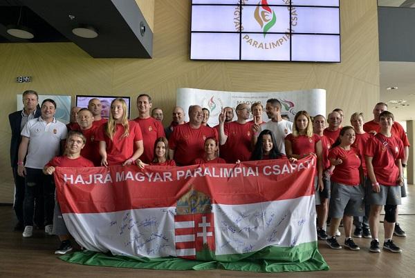 paralimpiai csapat