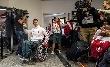 Haza értek a a magyar paralimpikonok