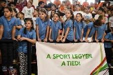 Országszerte zajlik a sportágválasztó