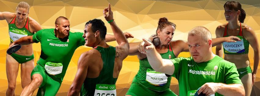 Nagyon sikeres évet zárt a magyar atlétika