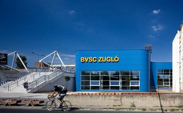 Kormánytámogatásból újul meg a BVSC két sporttelepe