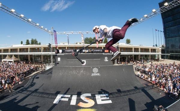 Augusztus 16. és 19. között Budapesten rendezik az Extrémsportok Nemzetközi Fesztiváljának idei második állomását