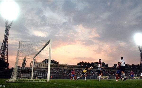 Látványterv az Illovszki Stadion felújításáról
