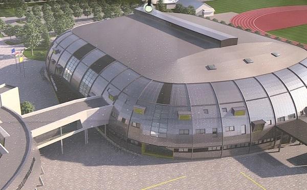 Multifunkcionális lesz a Kaposvár Aréna