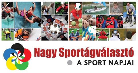 108 sportágat próbálhatnak ki az érdeklődők a jubileumi, 20. Budapesti Nagy Sportágválasztón