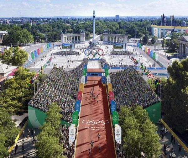 2024-es olimpia látványterve