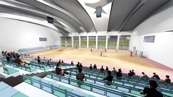 Új kulturális és sportközpont épül Sárváron
