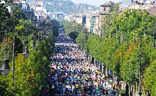 Tizenötezren az ország legnagyobb szabadidősport-rendezvényén
