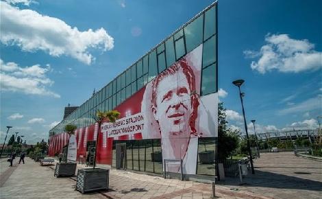 Megnyílt a Puskás Ferenc Stadion Látogatóközpontja