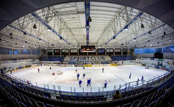 Átadták a Székelyföldi Jégkorong Akadémia új központját