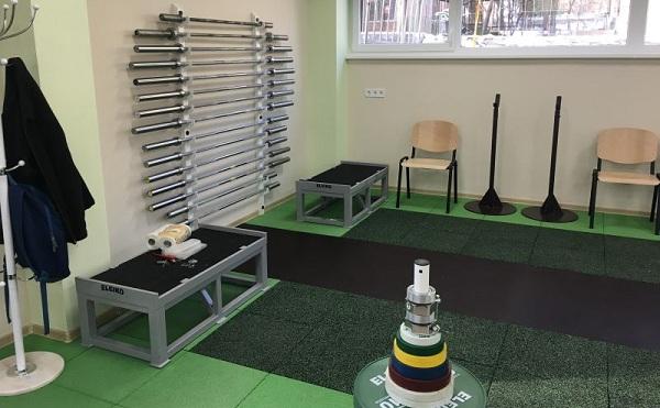 Súlyemelő edzőközpontot avattak Rákospalotán