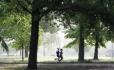 A szabadban végzett mozgás kedvező hatásai