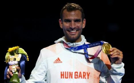 Erős kezdést produkáltak a magyarok az idei olimpián