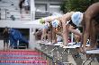 Szurovcsják Ivett úszó az Országos Úszobajnokságon kétszer is dobogóra állt