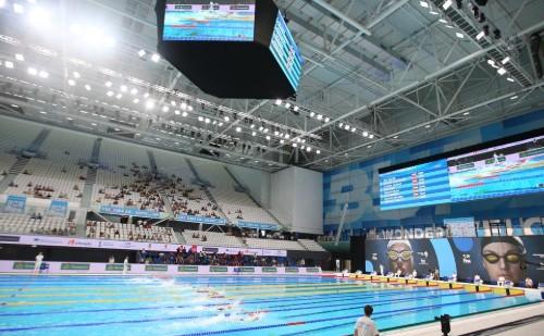 Elkezdődött a budapesti vizes Európa-Bajnokság