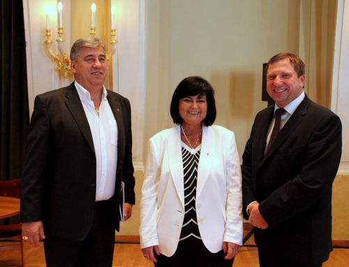 Nemzeti siker – a sport címmel rendeztek konferenciát Budapesten