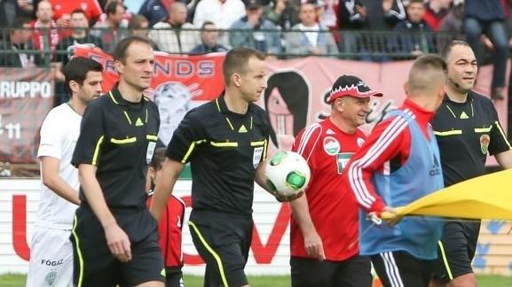 játékvezetők, UEFA, MLSZ