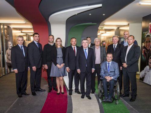 Magyar Olimpiai Bizottság - 120 év