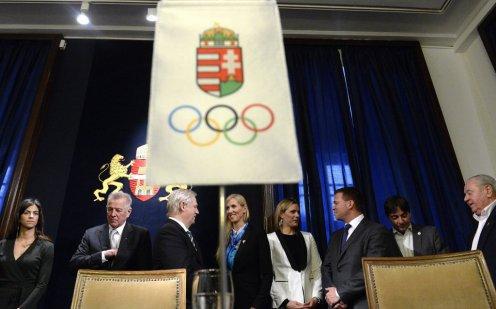 Olimpiai pályázat készül